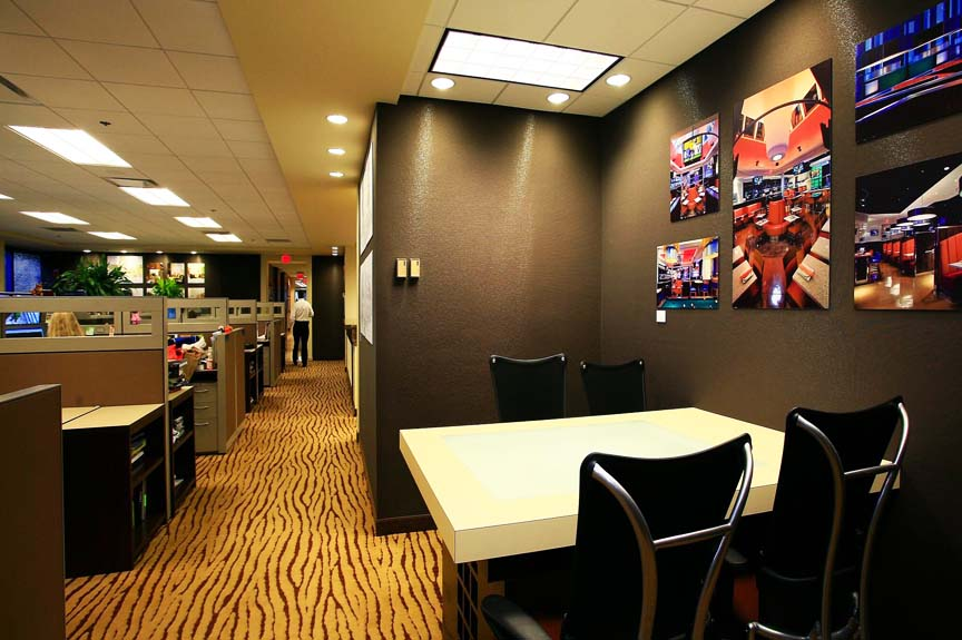 Office Design and Construction Services